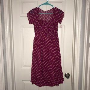 Dresses & Skirts - J Peterman Polka Dot Dress